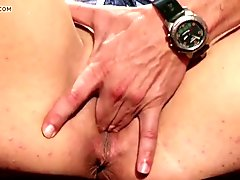 Extrem Hot Teen Job Candidate Fuck with the Boss to get it