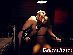 Extreme brutal fuck slave and making mom my perplaymate's so