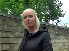 GERMAN SCOUT - EXTREM HOT BERLIN MILF SOPHIE SEDUCE FUCK